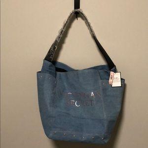 Victoria secrets Jean bag